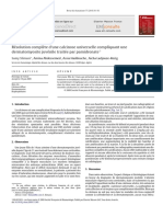 Revue du Rhumatisme Volume 77 issue 1 2010 [doi 10.1016%2Fj.rhum.2009.11.005] Samy Slimani; Amina Abdessemed; Assia Haddouche; Aicha Ladjouze- -- Résolution complète d'une calcinose universelle compli (1).pdf