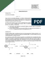 Trabajo Practico Diseño Reactores Isotérmicos