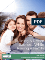 Building a Dream Business While Raising a Family