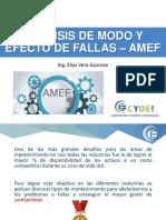 ANALISIS DE MODOS Y EFECTOS DE FALLAS- AMEF