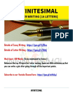 Letter Writting for Ibps Po Mains