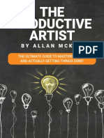 Ebook - The Productive Artist - Allan McKay.pdf