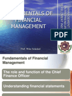 Roles and Functions of Finance