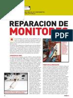 Reparacion de Monitores -Paso a Paso