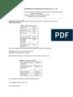 Informe de laboratorio Compresión inconfinada
