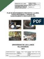 Plan Mantenimiento Pozos - Codelco Norte