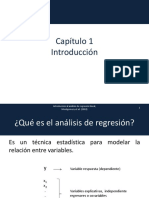 Cap 1 Introducción Al Análisis de Regresión