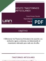 TRATAMIENTO TRASTORNOS ARTICULARES