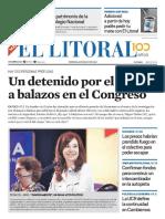 El Litoral Mañana 10/05/2019
