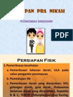 Presentasi Pra Nikah