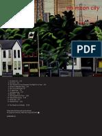 Jon Brooks - No Mean City [Album Booklet]