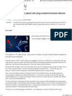 Phage Therapy Treats Patient With Drug-resistant Bacterial Infection -- ScienceDaily