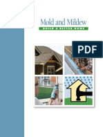 Mold and Mildew - Build a Better Home