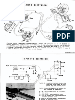 Vespa 150VLB1 Sprint Veloce Impianto Elettrico