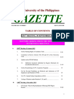 10_Gazette on 2013 Creation of Committee