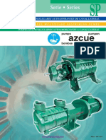 Azcue Multistage Pumps
