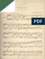 Piaggio Sonata Piano