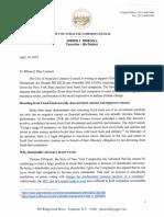 Fossil Fuel Divestment LOS 4.29.19
