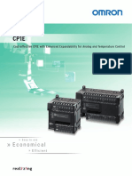 PLC Omron dong CP1E- Catalogue 30012016115603.pdf