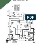 1995 Geo Metro 1.3 L Ignition Control