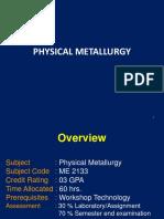 Physical Metrology