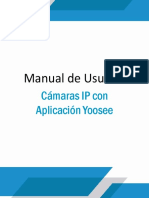 manual camaras yosse