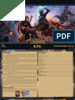3D&T Alpha - League of Legends RPG - Biblioteca Élfica.pdf