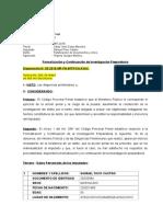 falsificación de documentos.odt