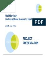 HS24 Project Presentation