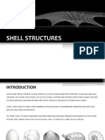 Shell Structures Building Construccion