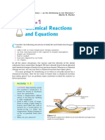 CBSE NCERT CBSE Class 10th Science Chapter 1 Chemical Reactions and Equations Page 1