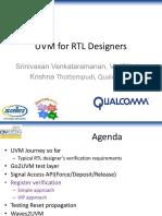 Go2UVM for RTL Designers Final