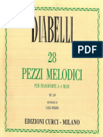 Diabelli - Exercícios Melódicos Op 149