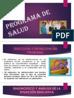 Atencion Primaria Programa de Salud