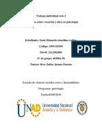 Trabajo Individual Reto 2 Epistemologia de La Psicologia Eduardo Remolina Ovallos