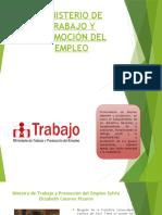 Ministerio de Trabajo y Promoción Del Empleo (2)
