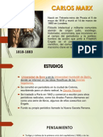 Exposicio Sobre Carlos Marx y El 18 Brumario
