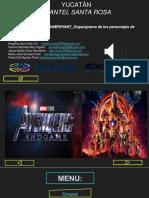 TAREA 4 avengers end game.pptx