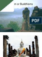 Buddhism or Buddhisms (1)