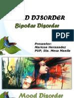 Bipolar Disorder Presentation_Maricon Hernandez