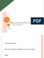 Estadificación CA Colon