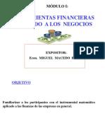 PPT Modulo Herramientas Financieras Aplicado a Los Negocios ICP