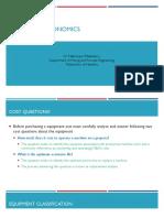 Lecture 02 - Equipment Economics.pptx