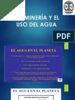 La Minería y El Uso Del Agua