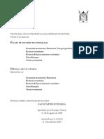 Programa EspecialIzaciones UNAM