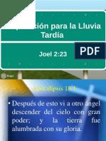 LLUVIA TARDÍA PREPARACION.pptx
