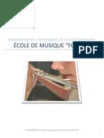 Référentiel Compétences Cours Flûte
