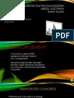 Reinforcement Ppt