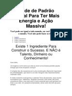 AÇÃO MASSIVA