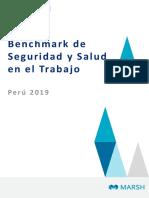 MARSH-Estudio de Seguridad y Salud en El Trabajo 2019